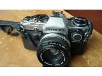 Olympus OM10 35mm SLR