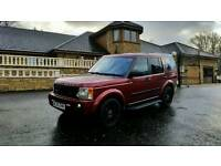 2005 land rover discovery 3 diesel 2.7 4x4 7 seats