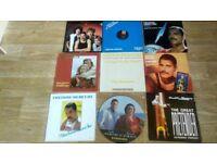 "30 x queen / freddie mercury vinyl collection picture disc / LP's / 12""/ 7"""