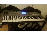 Yamaha mm6 professional keyboard