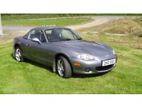 Mazda MX5 Phoenix MK2.5 2002 (Includes a Hard-Top)