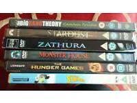 6 family film dvd