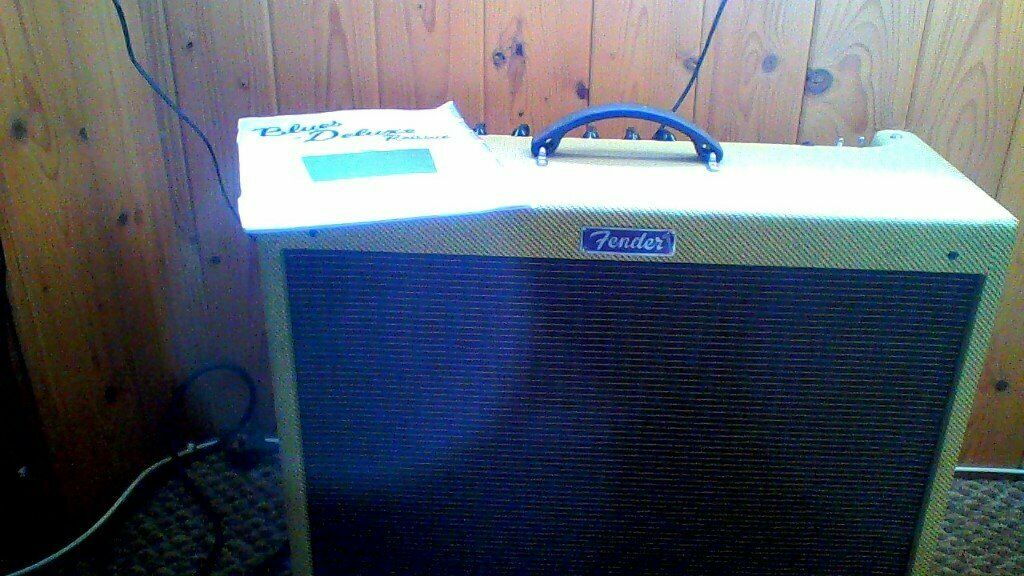Fender Blues Deluxe Valve Amp | in Galashiels, Scottish Borders | Gumtree
