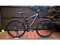 Ghost AMR L2 29er Full suspension Mountain Bike