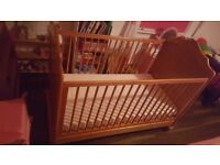 Timber Cots for Sale