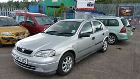2004 (54 Reg) Vauxhall Astra 2.0 DTI 5dr FOR £450 WITH 12 MONTHS MOT