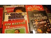 Various vinyl albums