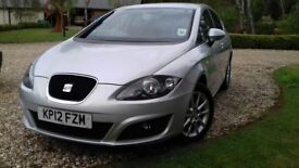 Seat Leon Copa 1.6 diesel. Immaculate inside and out. Top of the range, FSH,