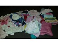 6-12 months girl bundle over 90 items