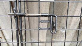 Barjo dog cage for VW Touran