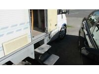 Ford Transit Camper Van LEFT HAND DRIVE