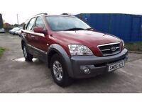 2005 (05 reg), KIA Sorento 2.5 CRDi XS 5dr SUV, £2,195 p/x welcome