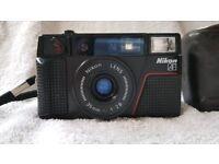 Rare Highly collectable Nikon L35 AF2 2.8 range finder camera 35mm Nikkor retro vintage pre digital
