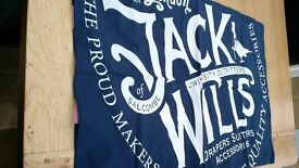 Jack Wills pillowcases