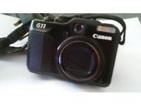 Camera Canon Power Shot G 11