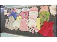 Baby girls massive bundle 3-6 month