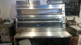 Hcw5 Chicken Kentucky Display Counter