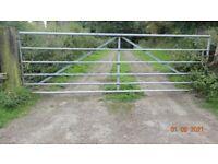 Farm/Livestock/Stable Gates