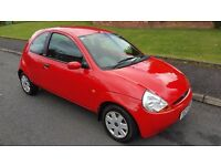 2008 LOW MILEAGE FORD KA FOR SALE