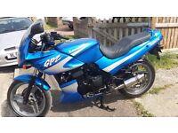 2001 Kawasaki gpz500s