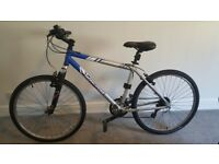 Bike for Sale - Mongoose with New Hybrid Tyres