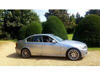 2009 BMW 330D LCI N57 DAB BI-XENON PDC HEATED SEATS CRUISE CONTROL INDIVIDUAL M PERFORMANCE