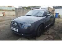 Audi TT 180bhp 12 months MOT
