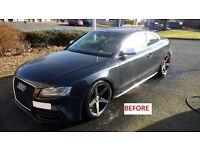 I Offer a Mobile Car Detailing Service (machine polishing)