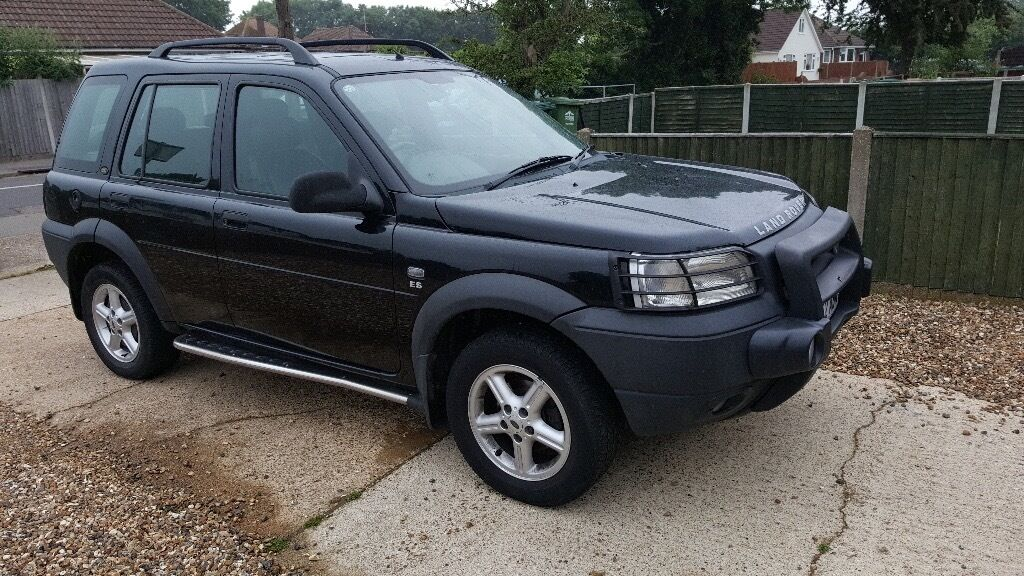 Land Rover Freelander 4x4 2002 1 8 Petrol In Staines Upon Thames Surrey Gumtree
