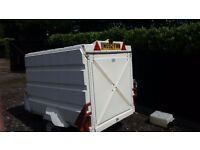 6ft by 4ft box trailer