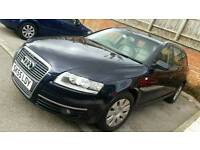 Audi a6 Full mot 12 months fsh leather in great condition can px Bmw