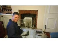 Wood burning stove fitter, installation ,chimney sweep
