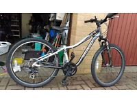 """Specialized Hotrock 24"""" with Front Suspension & 21 Gears"""