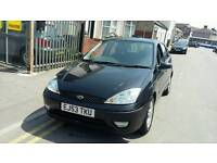 53 PLATE FORD FOCUS. 1.8 PETROL. EXCELLENT CONDITION