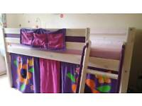Thuka Trendy Mid Sleeper Kids Bed
