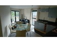 Well presented furnished 1 bed apartment in popular Ecclesall Rd area. Top floor with balcony.
