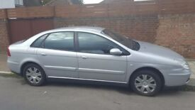 Citroen C5 1.6, Silver, 2007 Model in Excellent Condition