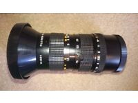 FUJINON TV LENS - H6x12.5R - Like new