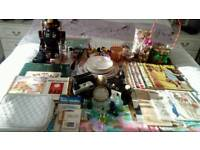 Approx 90 Car Boot Sale items, including many Vintage.