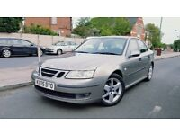 Saab 9-3 1.9 TiD Vector Sport 4dr 2005 , Saloon , mot 21/05/2019 , 81060 miles ,2 keepers from new