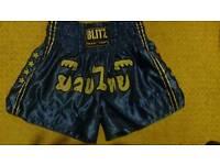 Childrens karate/boxing shorts