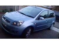 2007 FORD FIESTA ZETEC CLIMATE