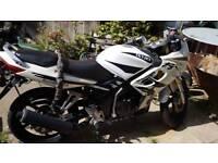 Skyjet motorcycle