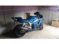 Suzuki k2 gsxr 1000
