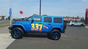 2014 Jeep WRANGLER UNLIMITED Unlimited WE FINANCE EVERY ONE