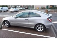 Mercedes C220 CDI Coupe 2006