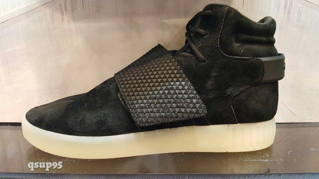 Спортивная обувь для мужчины Adidas Tubular Invader Strap Shoes Black Ice  White Jasper BB5037 Size 8-13 New - 331890673669 - купить на eBay.com (США)  с ... bff1b259c