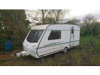 Abbey caravan for sale
