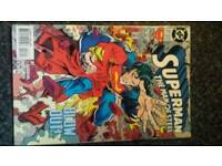 Dc comic superman 33rd edition 1993(OFFERS)