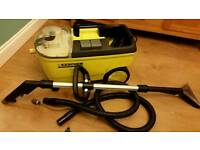 Karcher Puzzi 100 Commercial Carpet Cleaning Machine